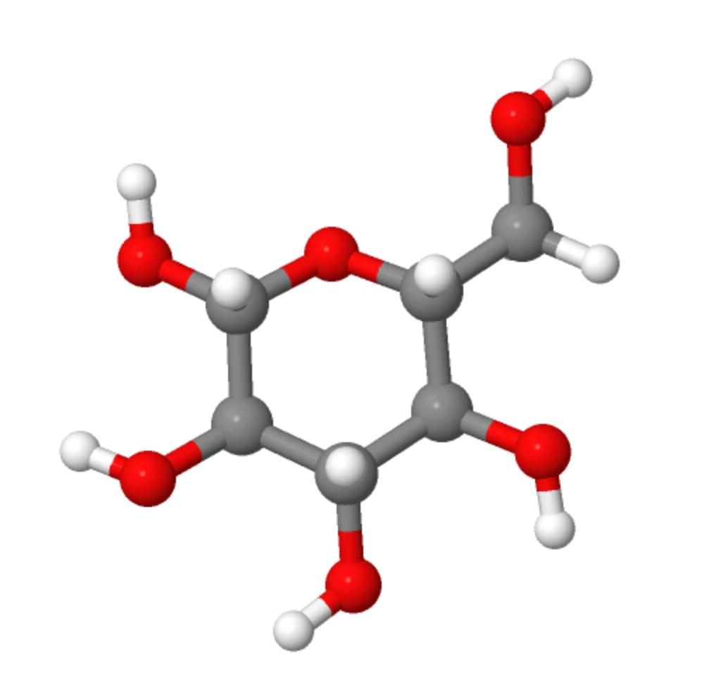3D glucose