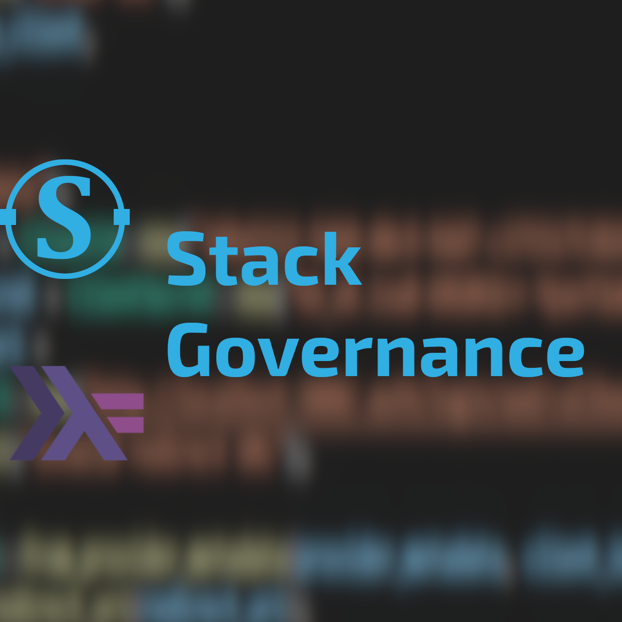 Stack Governance